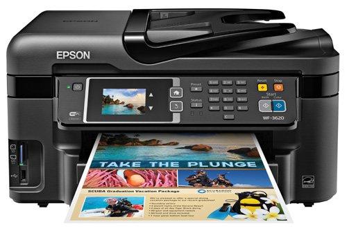 Standard Multi-Function Inkjet Printer (WF-3620)