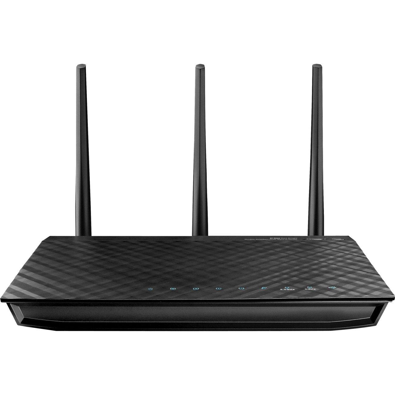 Medium End Internet Router (ASUS RT-N66U)