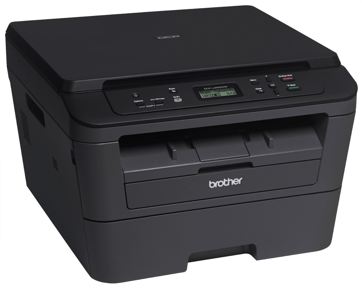 Inexpensive Laser Printer with WiFi that can make Copies