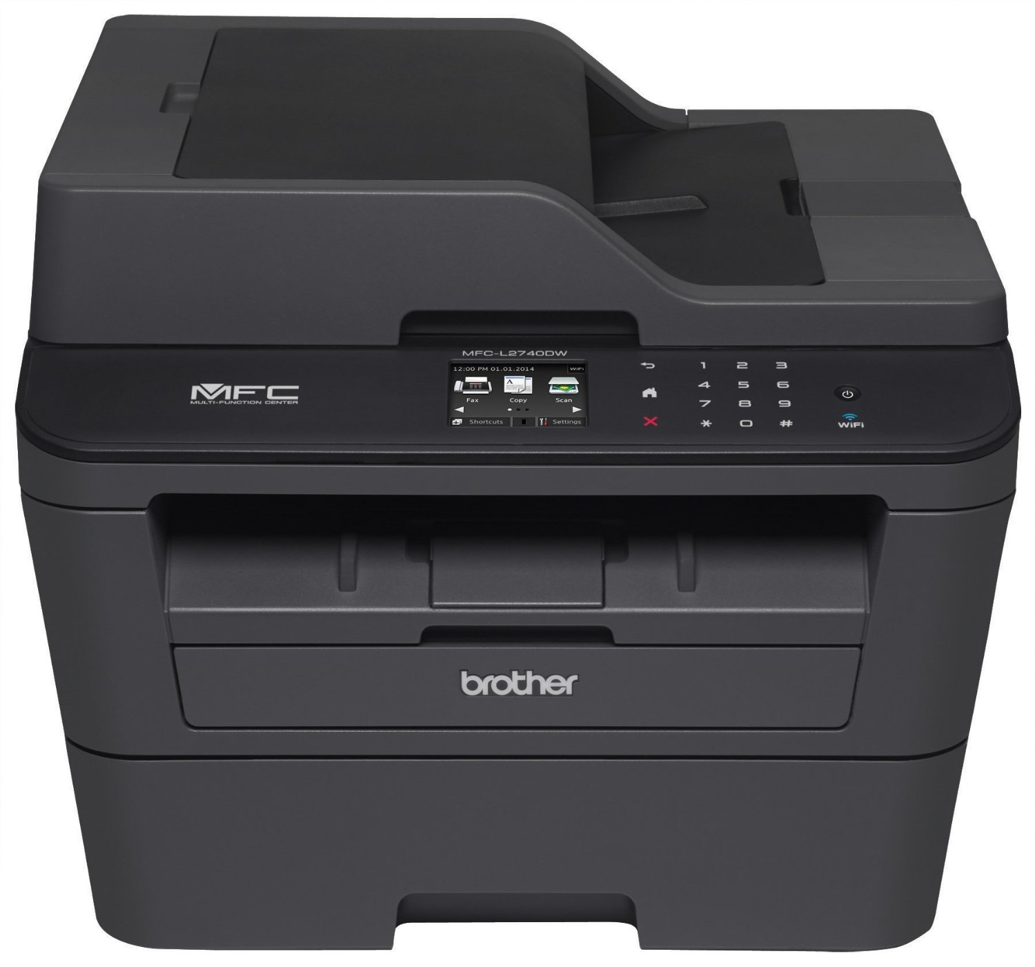 Multi Function Laser Printer Fax and Scanner