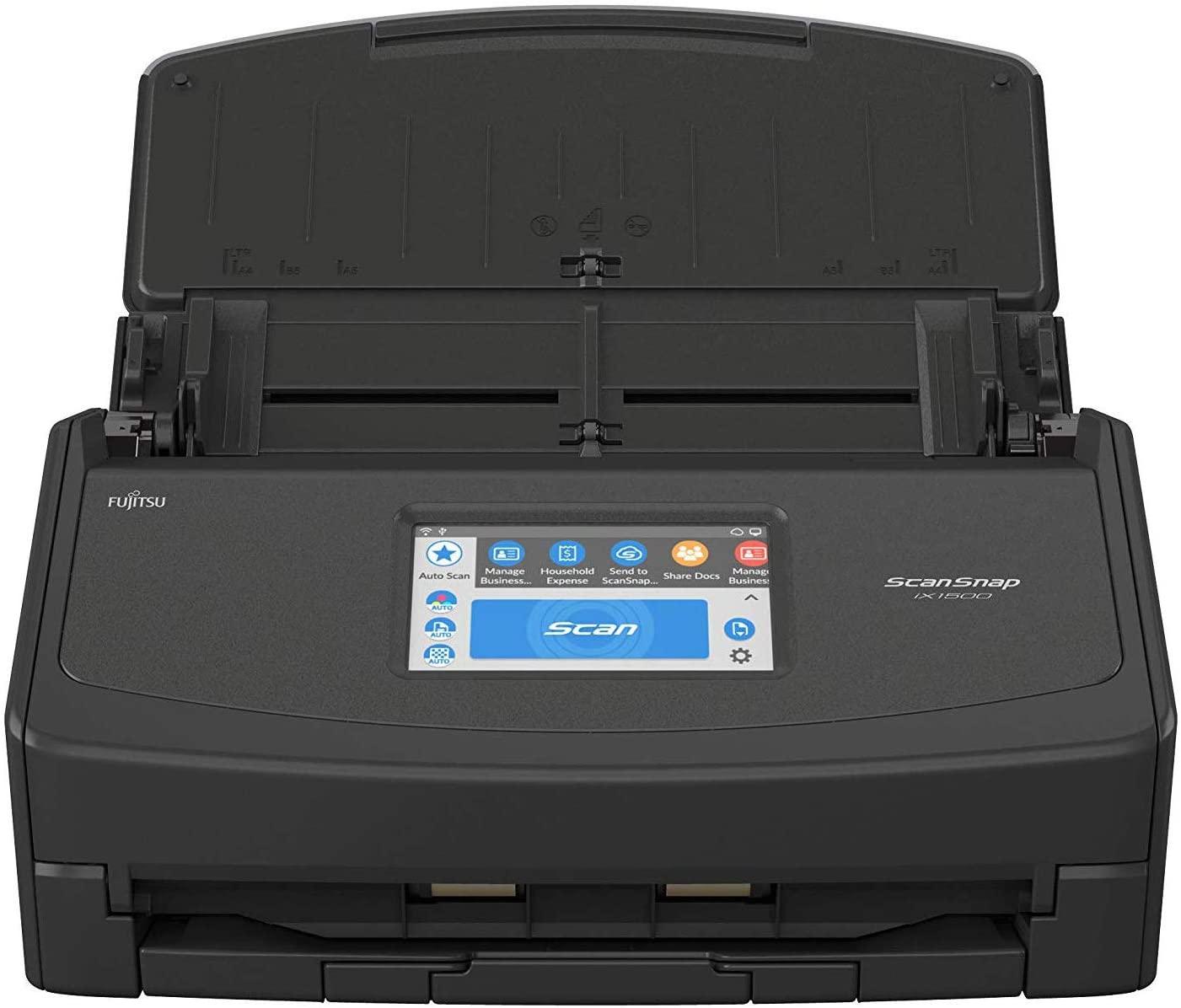 Fujitsu ScanSnap iX500 Scanner (PA03770-B105)