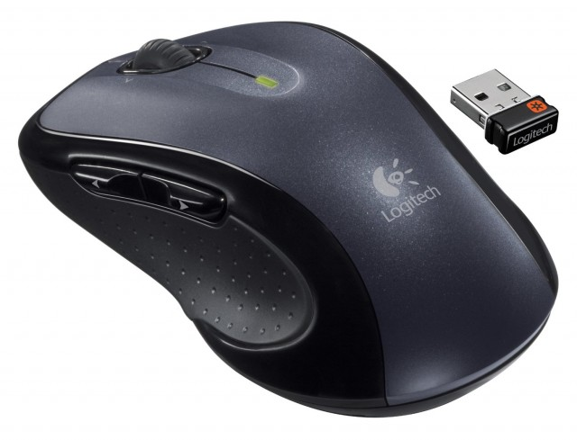 Wireless Mouse (Logitech M510)
