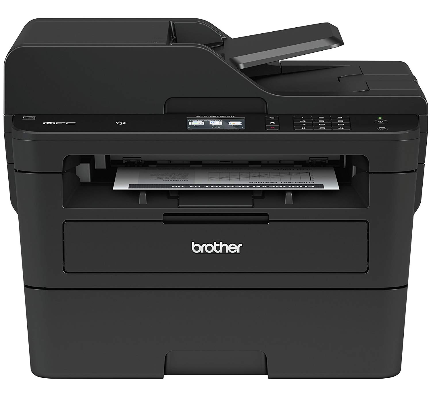 Multi Function Laser Printer Fax and Scanner (MFC-L2750DW)