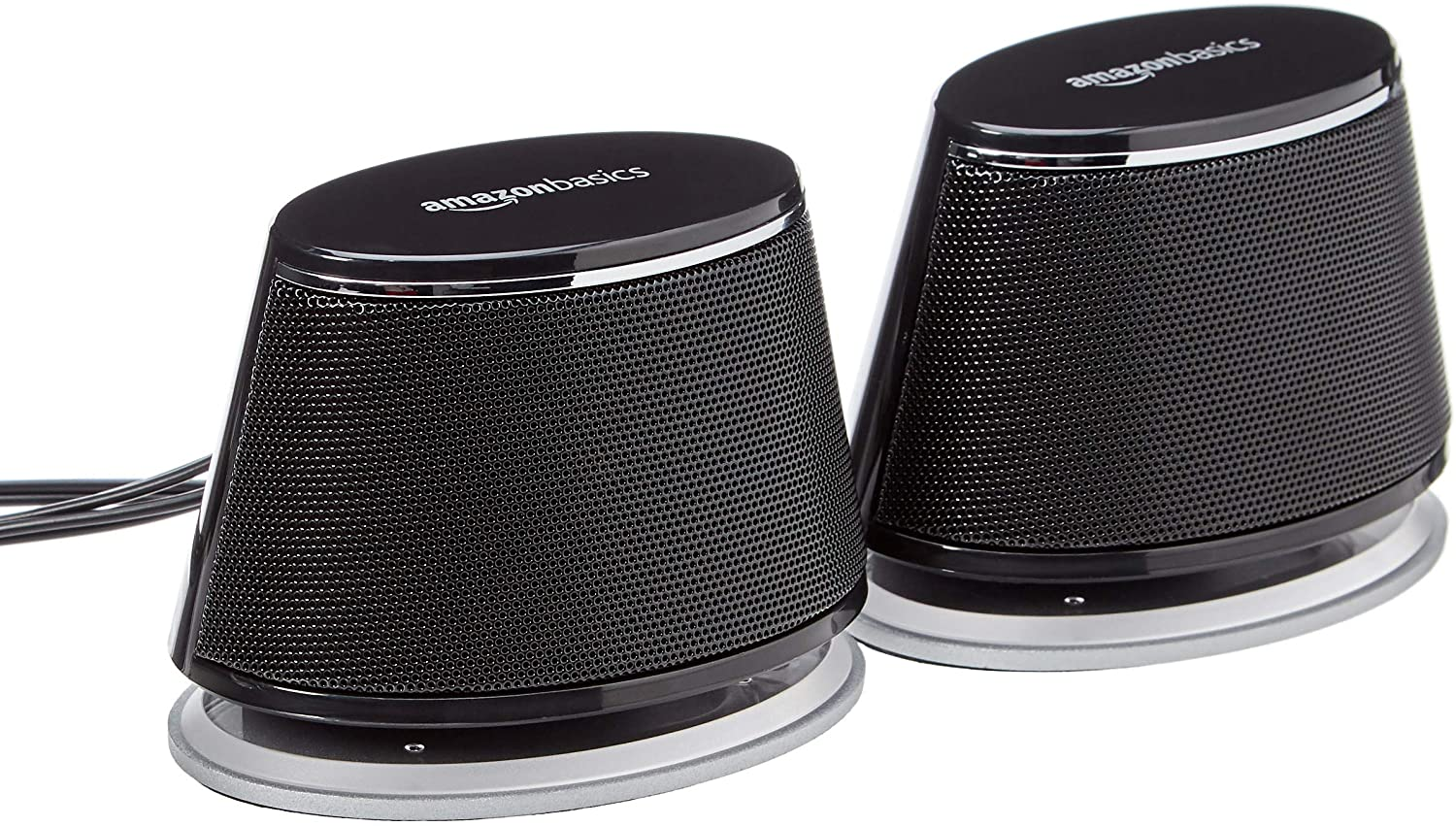 USB-Powered Computer Speakers (V620BLACK)